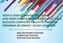 How 5-Step Learning Process and Peer-Coaching through LSPLC Help Elevate Computer Ability in Painting Program of Grade 1 Slow Learners